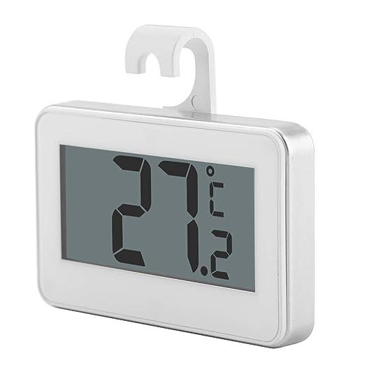 Compra Asixx Termómetro del Refrigerador, Pantalla LCD Digital ...