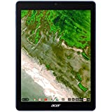 "ACER NX.H0BEK.001 Chromebook Tab 10 D651N-K25M - Tablet - Chrome OS - 32 GB eMMC - 9.7"" IPS (2048 x 1536) - microSD slot - black indigo blue - Citrix Education License Program - (Laptops > Chromebooks"