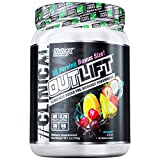 Nutrex Research Outlift Bonus Size | Clinically Dosed Pre-Workout Powerhouse, Citrulline, BCAA, Creatine, Beta-Alanine, Taurine, 0 Banned Substances| Miami Vice | 30 Servings Review