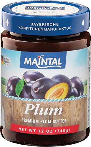 (Maintal Premium Plum Butter, 12 Ounce)