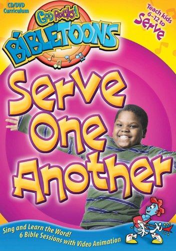 Serve One Another (God Rocks!® BibleToons™) (God Rocks Bibletoons)