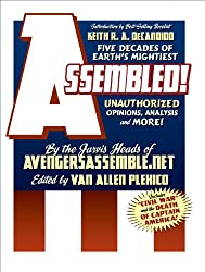 ASSEMBLED! Five Decades of Earth's Mightiest