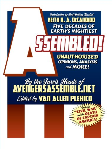 ASSEMBLED! Five Decades of Earth's Mightiest]()