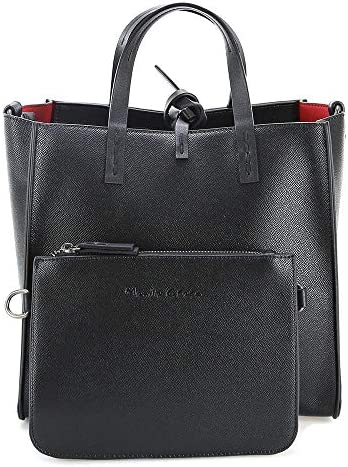 MANILA GRACE Sac Shopping Felicia Small noir