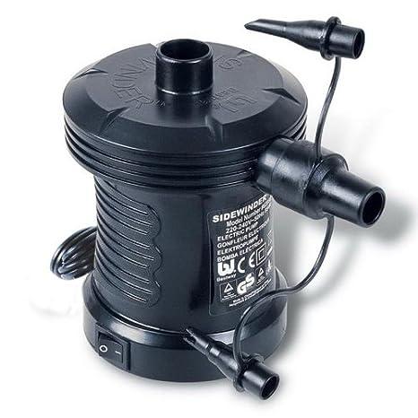 62056 - Inflador eléctrico, 220 voltios, para lanchas ...