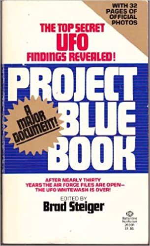 Project Blue Book Files