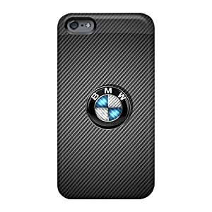 Apple iphone 6 6s WEz9407qpqR Custom Colorful Carbon Fiber Bmw Skin Excellent Hard Phone Cases -CASE