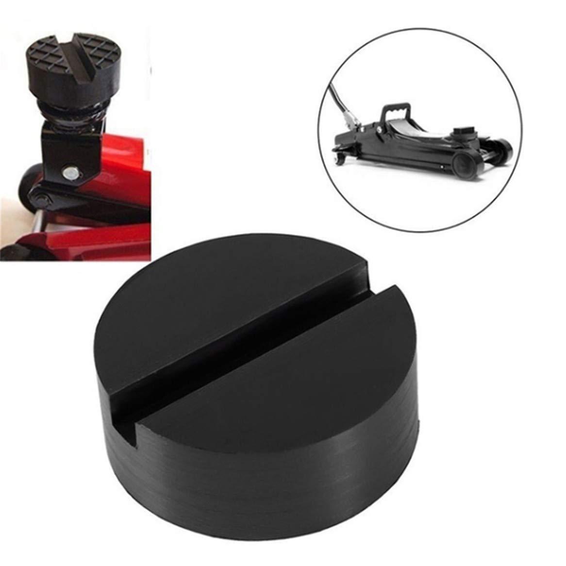Botreelife caoutchouc voiture v/éhicule pad pad moto trolley jack atelier outil /éviter les dommages adaptateur pour /éviter les dommages