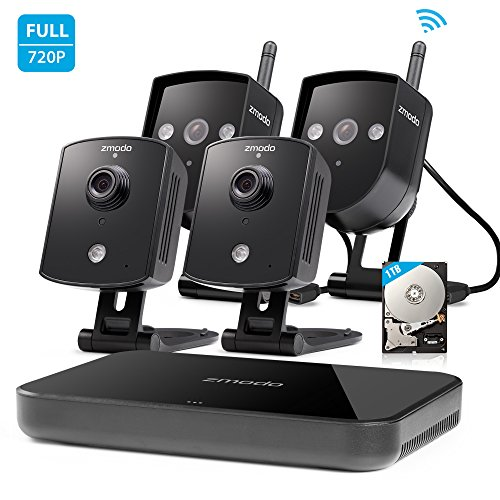 Zmodo Replay Wireless Surveillance Security product image