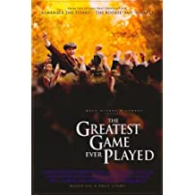 The Greatest Game Ever Played 27 x 40 Movie Poster - Style A