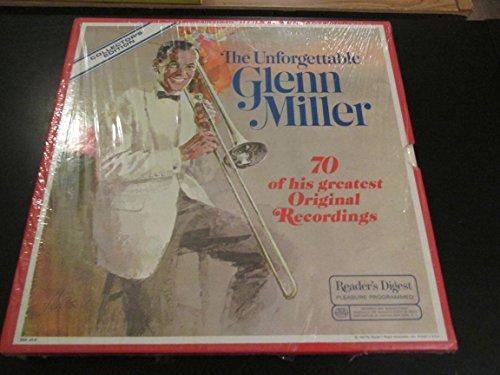 GLENN MILLER - The Unforgettable Glenn Miller - 70 Of His Greatest Original Recordings - Zortam Music