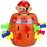 Newin Star Pop-Up Pirate, Pop-Out Pirate, Cube du Pirate Jeux de Table Jeux de Société Jeux de Boisson pour Fête