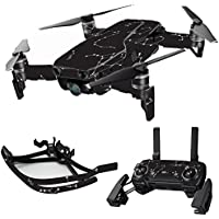 MightySkins Skin for DJI Mavic Air Drone - Constellations | Max Combo Protective, Durable, and Unique Vinyl Decal wrap cover | Easy To Apply, Remove, and Change Styles | Made in the USA