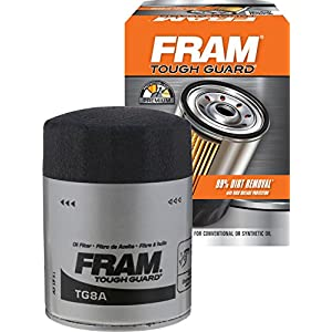 FRAM TG8A Tough Guard Passenger Car Spin-on Oil Filter