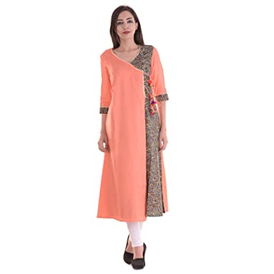f24003f8472 Amazon.com  Vihaan Impex Indian Kurtis for Women Kurti Kurtas for Women  Multicolor Kurti  Clothing