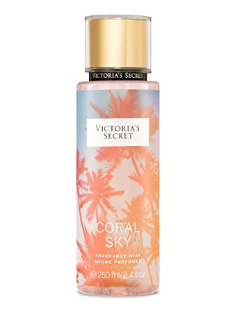 Victorias Secret Coral Sky Fragrance Mist