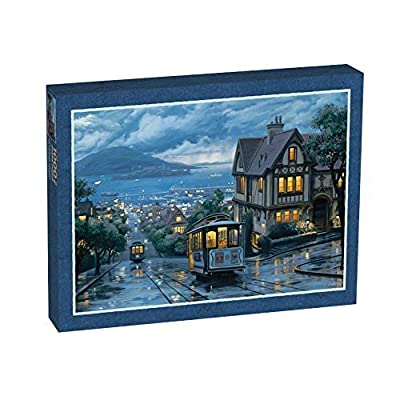 Lang An Evening Journey By Evgeny Lushpin Puzzle 1000 Piece By Lang