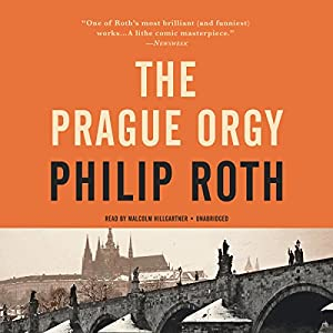 The Prague Orgy Audiobook