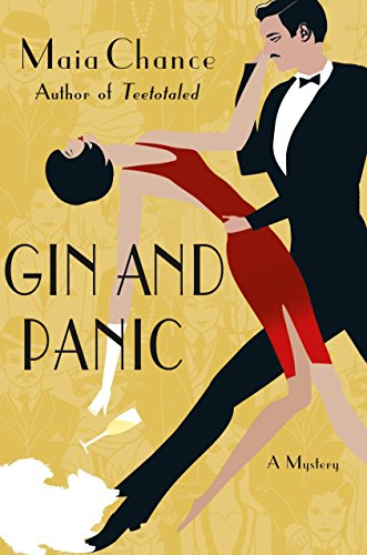 Gin and Panic: A Discreet Retrieval Agency Mystery (Discreet Retrieval Agency Mysteries Book 3)