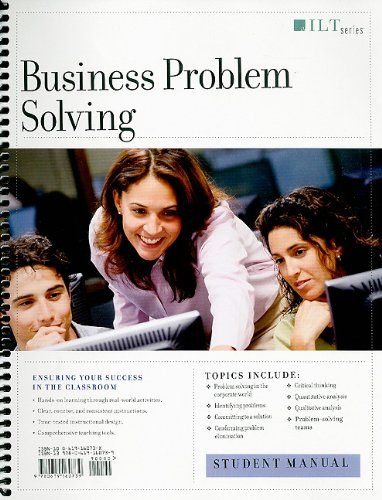 Course ILT: Business Problem Solving