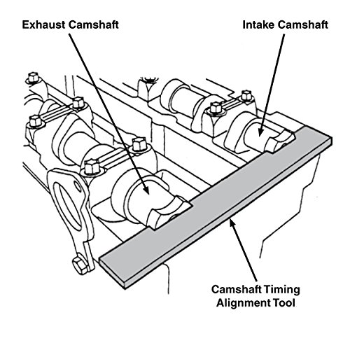 oemtools 24448 camshaft alignment tool kit  ford 2 0l 2 3l