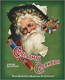 christmas crackers peter kimpton 9781851497409 amazoncom books