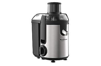 Moulinex JU420D10 JU420-FRUTELIA Metal JU420 - Licuadora de fruta (acero inoxidable): Amazon.es: Hogar