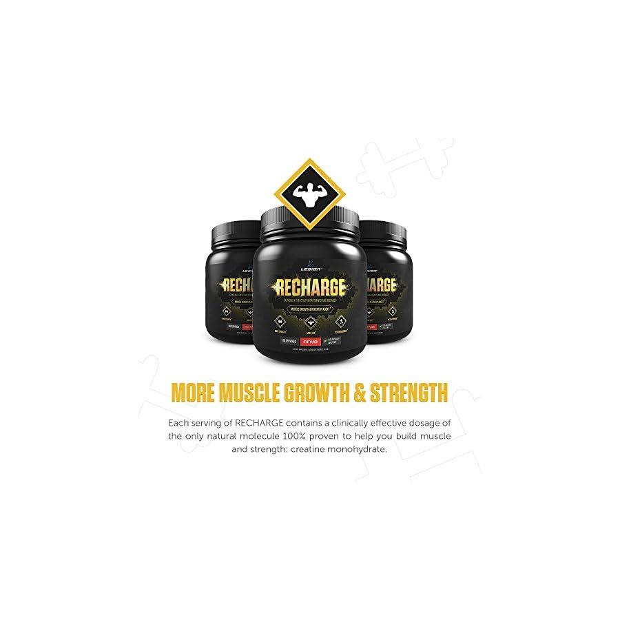 Legion Recharge Best Post Workout Supplement
