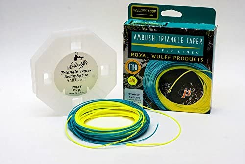 Royal Wulff Ambush Triangle Taper Fly Line