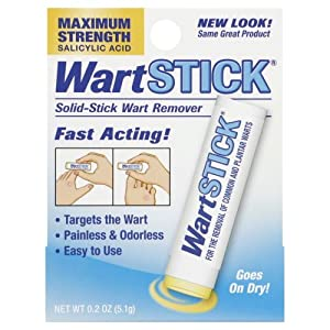 Wart Stick Max Strength Wart Remover, 0.2 Ounce