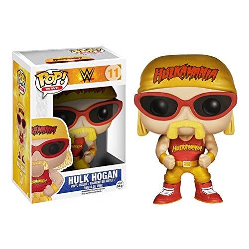 Funko Pop! WWE: Hulk Hogan Action Figure by FunKo