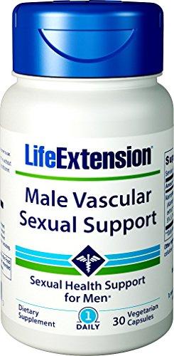 Vascular Sexual Support, 30 Vegetarian Capsules ()