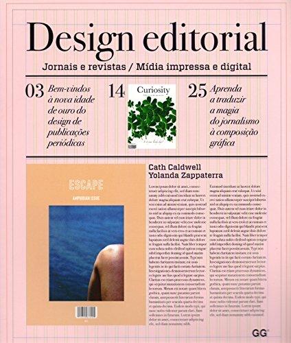 Design Editorial. Jornais e Revistas. Mídia Impressa e Digital