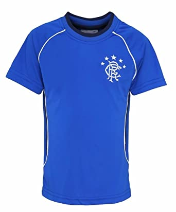 Women s Official 2016 2017 Glasgow Rangers FC Personalised Gift Soccer  Football Shirt Gift Boxed a939362c8