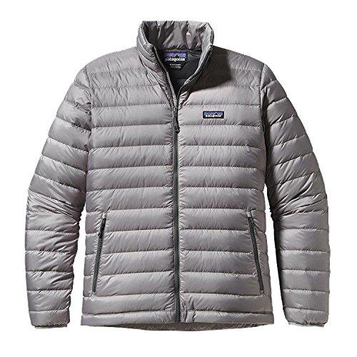 Forge grey Grey Feather Jacket Men's Grey Gris Patagonia W Sweater Down wgIqBxTz