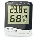Refaxi Portable Room Digital C/F Thermometer Temperature Humidity Hygrometer Meter New