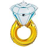 New Diamond Ring Foil Helium B