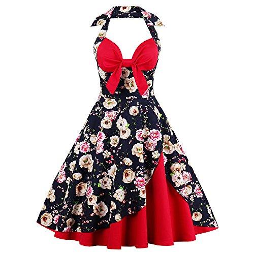 60s theme dress - 6