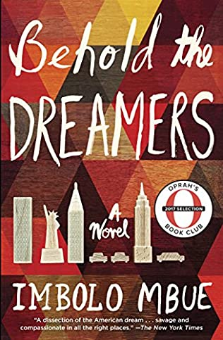 book cover of Behold the Dreamers