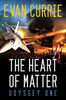 The Heart of Matter (Odyssey One Book 2) by [Currie, Evan]