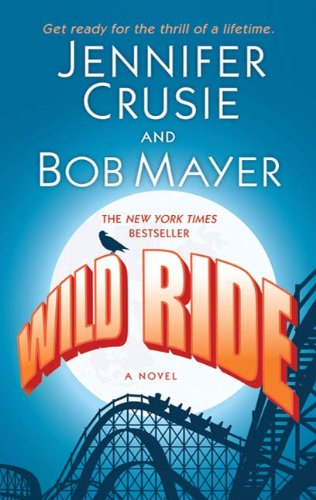 book cover of Wild Ride