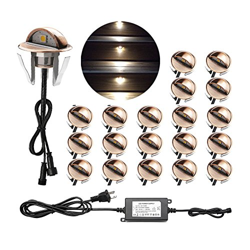 Low Voltage Deck Light Sets