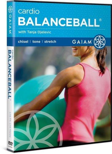 Cardio Balance Ball by Tanja Djelevic