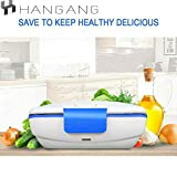 Hangang Rice Cookers,Generic Portable Electric Heating Lunch Box Electric Insulation Heating Cooking Lunch