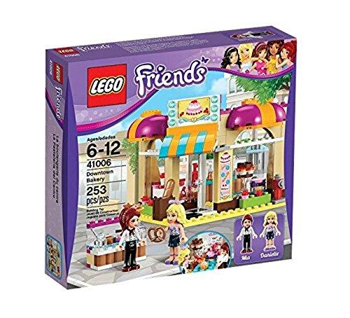 LEGO Friends Downtown Bakery 41006