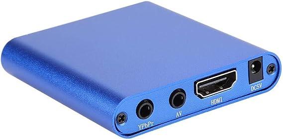 Mugast HD Media Player, Mini 1080P Audio Video Multimedia Disco Duro Caja de Reproductor con Arranque Función de reproducción automática y Control Remoto(UE): Amazon.es: Electrónica