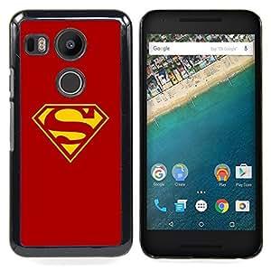 - RED & YELLOW S SUPERHERO - - Monedero pared Design Premium cuero del tir???¡¯???€????€????????????&r