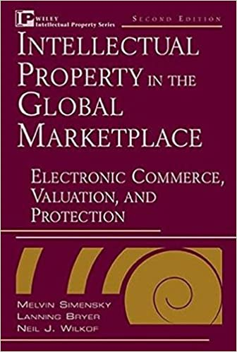 foto de Intellectual Property in the Global Marketplace, 2nd Edition (2 ...