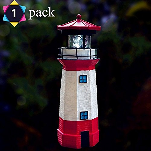 Lighthouse Patio Lights in Florida - 2