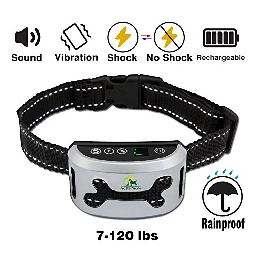 Dog Bark Shock Collar - 8